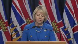 Dr. Bonnie Henry announces creation of 'learning groups' for return to B.C. classrooms