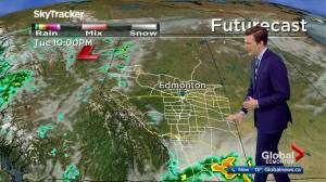 Edmonton afternoon weather forecast: Tuesday, May 19, 2020