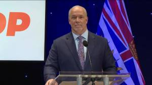 B.C. Leaders debate 2020: What have the NDP done about housing affordability? (02:17)