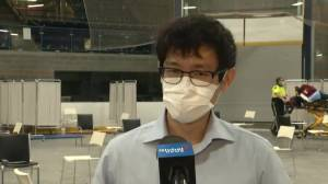 Kingston's medical officer of health mixes COVID-19 vaccines for 1st, 2nd doses (01:54)