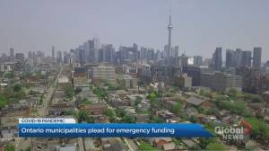 Ontario municipalities plead for emergency funding