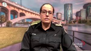 Calgary emergency chief reflects on COVID-19 on anniversary of 1st case in Alberta (02:58)
