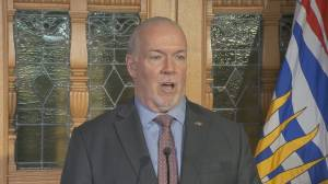B.C. premier weighs in on pending Metro Vancouver transit strike
