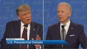 First presidential debate marked with insults, clashes in 'disastrous' night (05:52)
