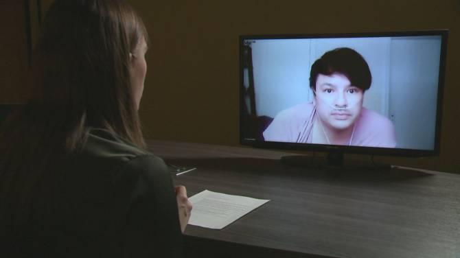 Click to play video: Regina COVID survivor describes battle for his life