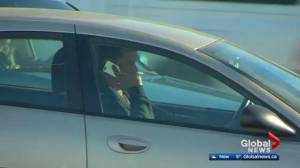 Some insurance companies treating distracted driving as major infraction