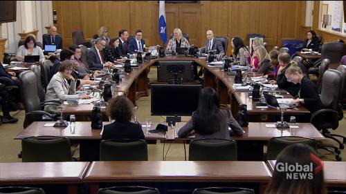 School board hearings continue in Quebec City | Watch News Videos Online - Globalnews.ca