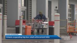 Toronto police lay more than 60 charges over weekend as some break stay-at-home orders (02:46)