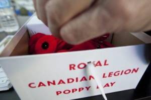 Royal Canadian Legion worried about donations (01:53)