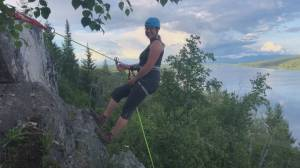 Explore BC: Prince George's OVERhang Climbing Gym