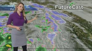 Kelowna Weather Forecast: November 13