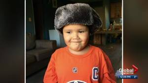 Death of young boy highlights substandard health-care on Alberta First Nations (03:00)