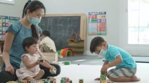 BC Budget 2021: Child care funding plan (04:26)