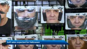 Halloween profits expected to scare retailers