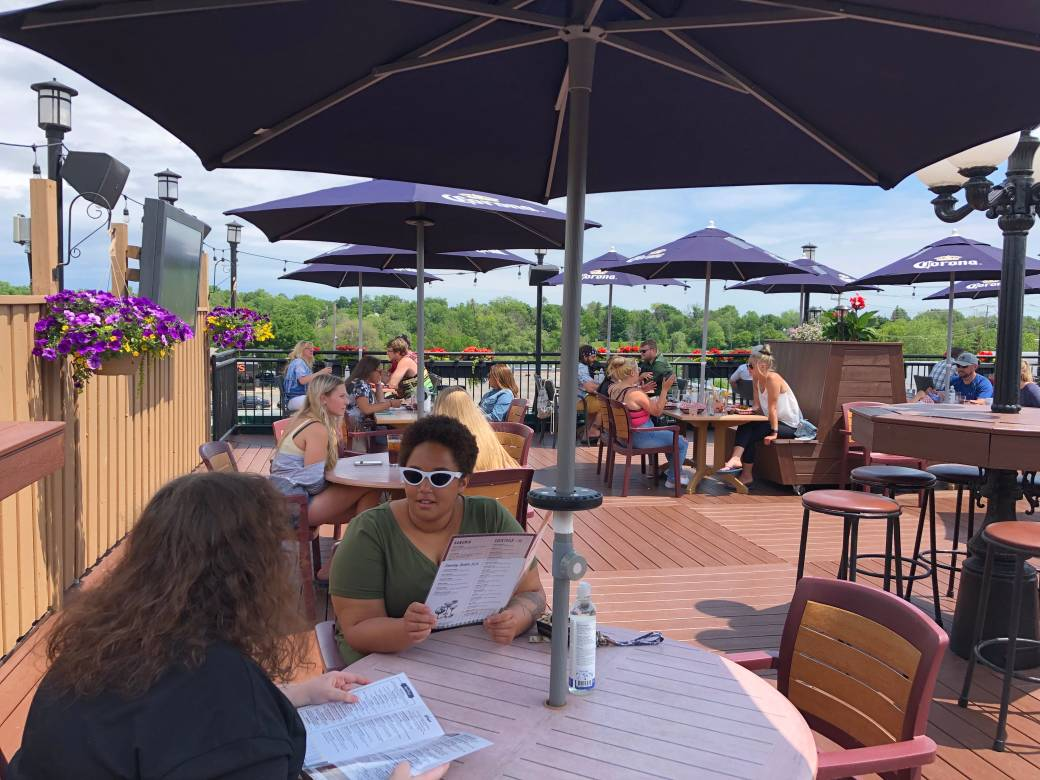 'Patios and non-essential retail now able to open with restrictions as Ontario enters Stage 1 of reopening'