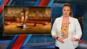 Medicine Hat murder trial involving extortion plot underway (02:05)