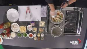 Tasty Tomato Italian Eatery shows off Linguine Montecarlo