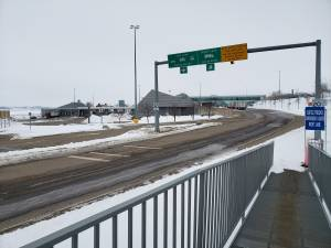 Small border communities fear drop in business after U.S.-Canada borders halt non-essential traffic