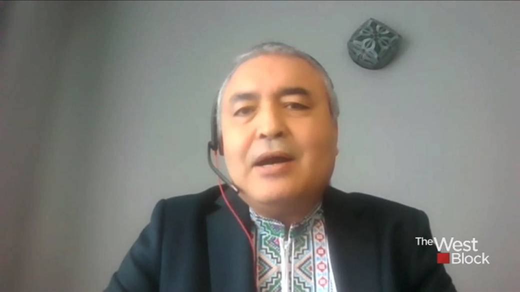 Click to play video: 'Uyghur rights activist calls on Liberal government to act'