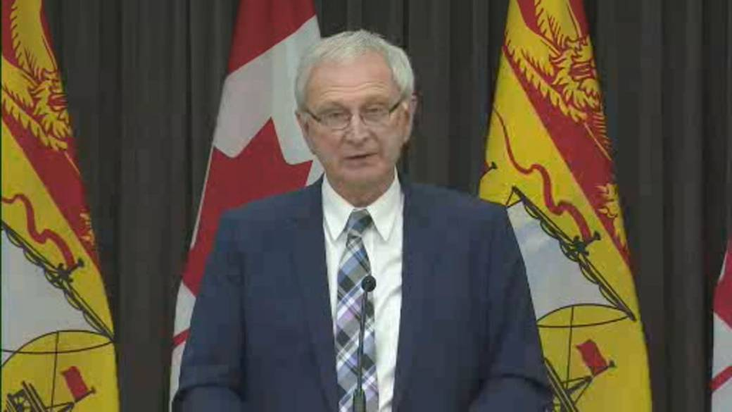 Click to play video 'Coronavirus: N.B. zone 2 moved to orange level restrictions amid rise in cases'