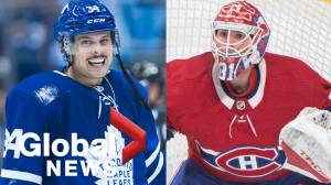 NHL Playoff Preview: Leafs, Habs square off in highly-anticipated Original Six clash (02:52)