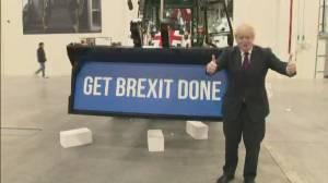 U.K. and EU finally clinch post-Brexit trade deal (02:51)