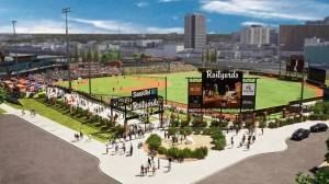 Regina Red Sox submits plan to city for new stadium at Dewdney railyards (01:41)
