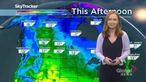 Saskatchewan weather outlook: May 7 (01:52)