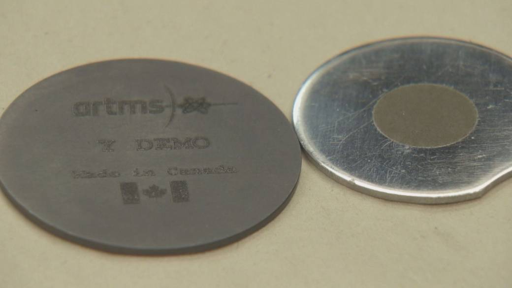 Click to play video 'Metro Vancouver company makes advance in medical isotope technology'