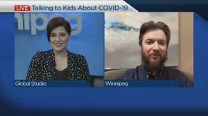 Talking to your kids about COVID-19