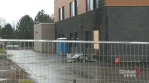 New school targeted by multiple arsons