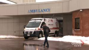 New Brunswick cancels plans to close ERs