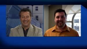 Global News Morning chats with Matt Lee (05:31)