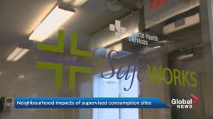 Review into Alberta supervised consumption sites released