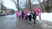 Play video: N.B. government and union representing hospital workers have hit a roadblock