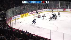 Manitoba Moose Post Game Reaction – Feb. 13 (00:35)