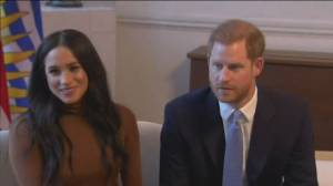 Mixed reaction to Harry and Meghan's royal withdrawal