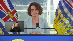 B.C. health official answers questions about AstraZeneca vaccine as second dose (03:46)