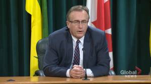 Saskatchewan's health minister comments on HealthLine 811 backlog