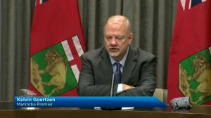 Manitoba willing to help Alberta with COVID-19 situation if asked (01:17)