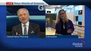 Telus World of Science offers programs online in Edmonton (04:27)