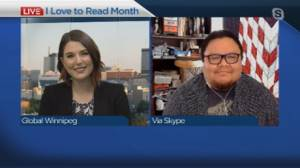 I Love to Read Month: Brett Huson (05:05)