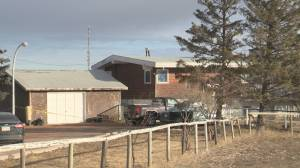 Lethbridge police investigate apparent homicide at a west side home (01:52)