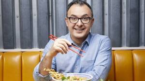 Food expert and TV host John Catucci chats with Global News Morning (05:46)