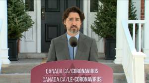 Coronavirus outbreak: Trudeau promises $75 million for off-reserve services