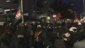 America Votes 2020: Destruction in Portland, Ore. expected despite results (02:01)