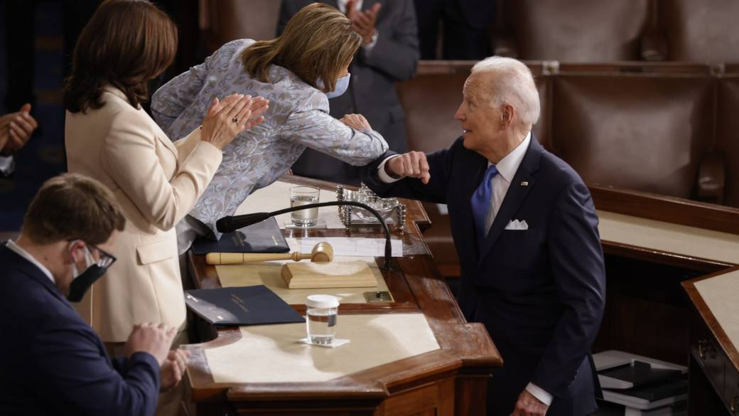 Click to play video: 'Can Biden deliver on massive spending plans?'