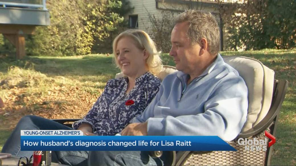 Click to play video: 'How her husband's Alzheimer's diagnosis changed life for Lisa Raitt'