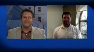Global News Morning chats with Matt Lee (05:46)