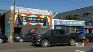 Prairie Harm Reduction raises more than $180,000, will expand hours (01:51)